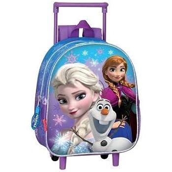 Karactermania Frozen La Reine des Neiges Smile Basic Sac /à Dos Loisir Multicolour 18.2 litres 48 cm