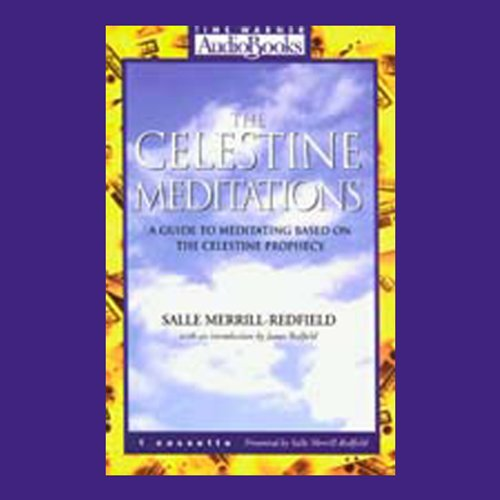The Celestine Meditations audiobook cover art