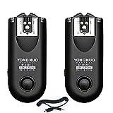 YONGNUO Wireless Shutter Release & Flash Trigger RF-603II N3 for Nikon DSLR D90 D600 D7100 D7000 D5100 D5000 D3100 D3000