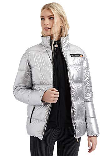 Ellesse Sisa Padded Jacket Abrigo, Mujer