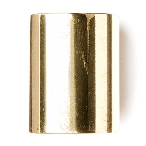 Dunlop 223 Brass Slide, Medium Wall Thickness, Medium Knuckle
