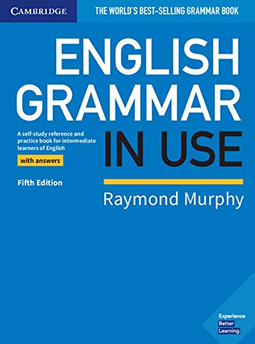 English Grammar in Use. Book with answers. Fifth Edition