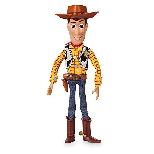 Woody Interativo Toy Story 4 Boneco fala + 12 Frases e sons
