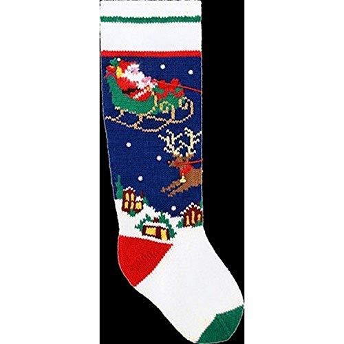 Christmas Stocking Kit - Snowflake