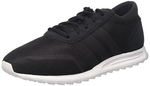 adidas Unisex-Erwachsene Los Angeles Sneaker, Schwarz (Blk/blk), 43 1/3 EU