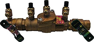 "Watts Series 007M3QT Double Check Valve 3/4"" (0062020) from Watts"