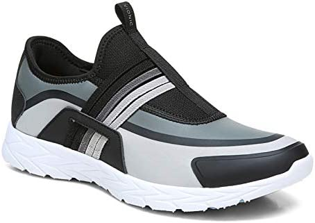 Vionic Women's Brisk Vayda Slip-on Walking Shoes - Ladies Active Sneakers with Concealed Orthotic Arch Support