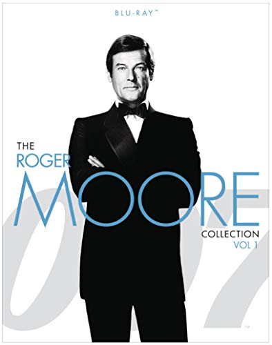 007: The Roger Moore Collection, Vol. 1 [Blu-ray]