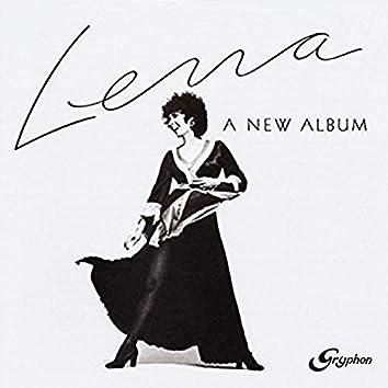 Lena, a New Album