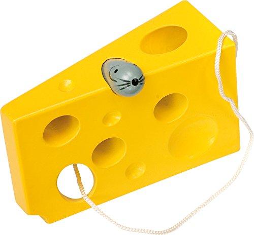 Legler String Cheese Preschool Learning Toy (Yellow)