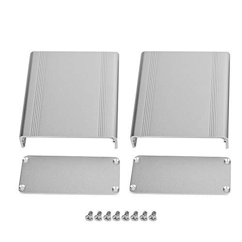 Simlug 38 x 88 x 100 mm Custodia di raffreddamento in alluminio Contenitore di strumenti elettronici per circuiti stampati Progetto - Prodotti di qualità davvero buona, non un mucchio di immondizia
