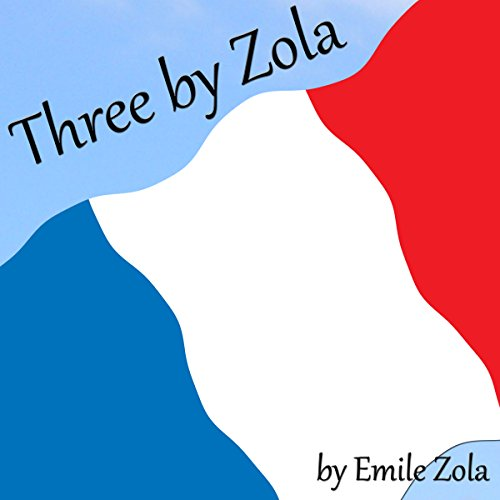 Three by Zola cover art