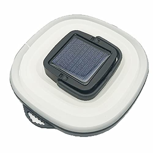Luces solares de emergencia para las luces de camping solar recargables para el hogar Luces portátiles recargables Plegables resistentes al agua resistentes a las linternas solarernas Camping Linterna