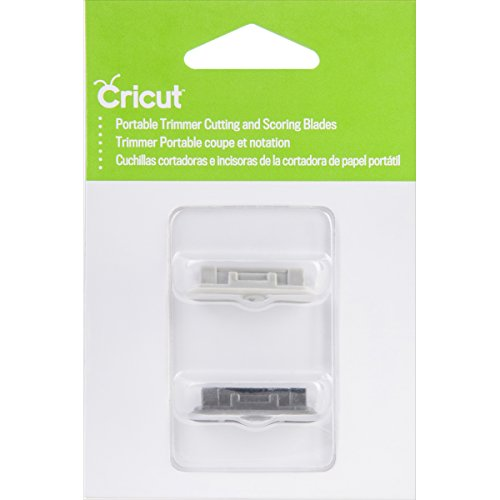 Cricut Portable Trimmer Cutting and Scoring Blades (2002676)