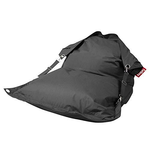 Fatboy® Buggle-up Sunbrella I Perfekte Loungesessel für draußen. 185 * 135cm Anthracite