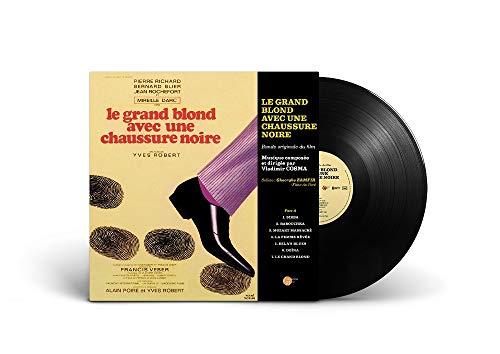 Le Grand Blond avec Une Chaussure Noire/Salut L'Artiste