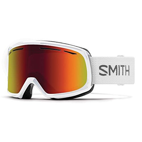 SMITH (SMIZD) Damen Drift Skibrille ohne Chroma Pop, White, Mittelgroße Passform