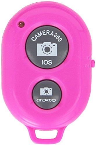 Xtreme Cables Selfie-Fernbedienung für Universal-/Smartphones, Einzelhandelsverpackung, Pink