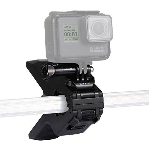 puluz Backen Flex Klemmhalterung mit Schnalle + Rändelschraube für GoPro Session Hero 543321SJCAM SJ600050004000xiaoyi Yi und der anderen Action Kameras