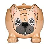 Frenchie Coffee Mug - French Bulldog Shaped Mug