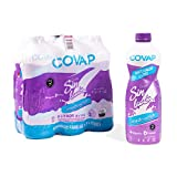 Lacteos Covap Leche Sin Lactosa Semidesnatada Covap 1,5 L (Packs 6 Uds) 6 Unidades 9000 g