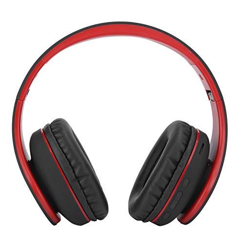 Cuque Auriculares inalámbricos Auriculares Bluetooth Ligeros de Larga duración para tabletas en el hogar Teléfono móvil al Aire Libre