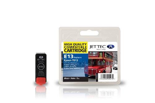 JetTec Tintenpatrone für Epson Stylus Color 480 / 580 schwarz