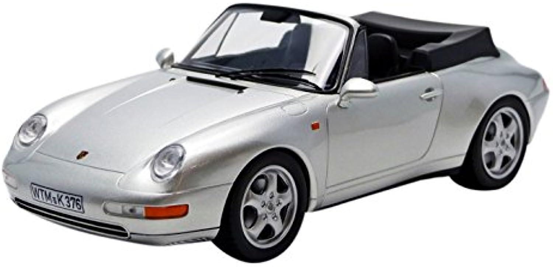 Norev nv187592 Maßstab 1  18  1994 Porsche 911 Cabriolet Silber Modell Auto B01CK2EF3S Erschwinglich      Elegantes Aussehen