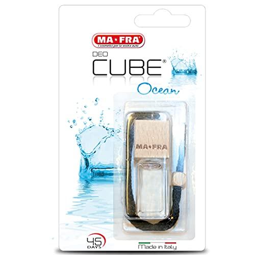 Ma-Fra H0197 Mafra, Deo Cube Ocean, Profumatore per Auto e Piccoli Ambienti
