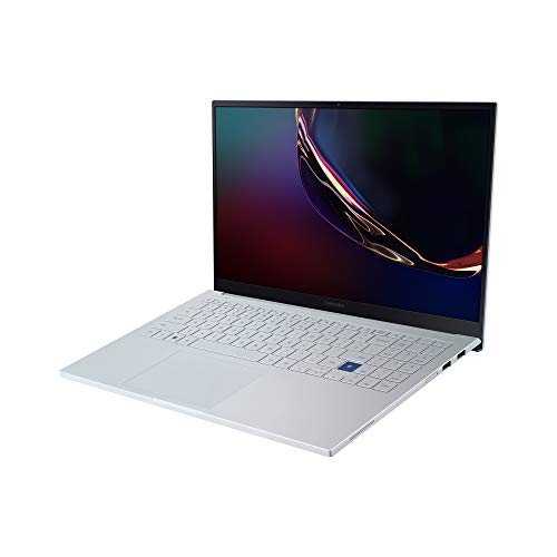 Samsung Galaxy Book Ion 15.6 Inch 8 GB Intel Core i5-10210U Processor Laptop - Aura Silver (UK Version)