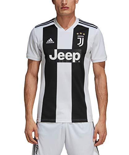 Camisa Adidas Juventus I 2018/2019 Torcedor Branca Masculina M