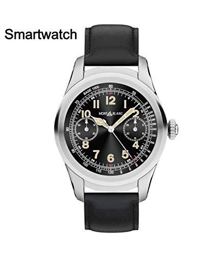 Montblanc Summit Smartwatch in acciaio pregiato