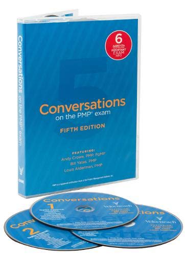 Compare Textbook Prices for Conversations on the PMP Exam: How to Pass on Your First Try: Fifth Edition Fifth Edition, Fifth edition Edition ISBN 9780982760888 by Crowe PMP  PgMP, Andy