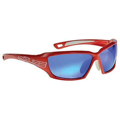 Salice 003RW Gafas de Sol, Color Rojo