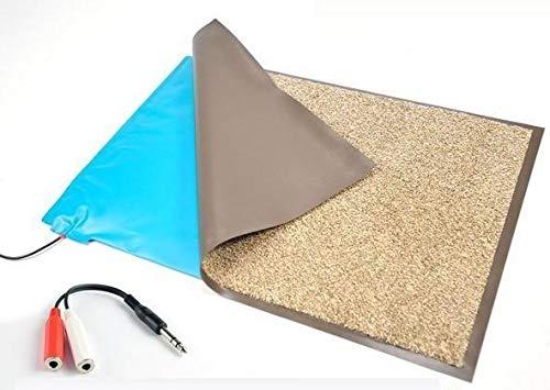 Kit de alarma en alfombra para el cuidado de pacientes de tercera edad