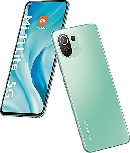 Xiaomi Mi 11 Lite 5G 128GB Verde o2 Libre
