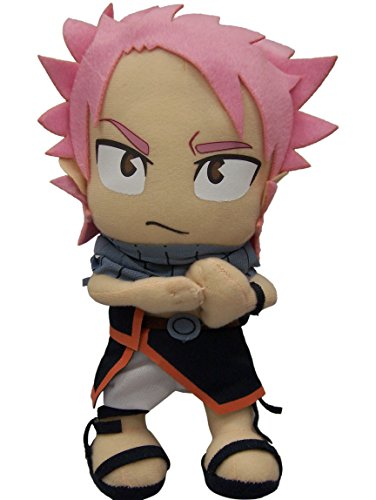 Great Eastern GE-6969 Animation Official Fairy Tail Anime Natsu Dragneel 8' Plush