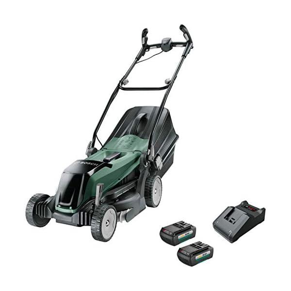 Bosch EASYROTAK Cordless Rotary Lawnmower