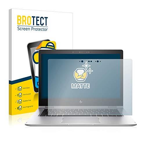 BROTECT Entspiegelungs-Schutzfolie kompatibel mit HP EliteBook x360 1030 G2 Bildschirmschutz-Folie Matt, Anti-Reflex, Anti-Fingerprint