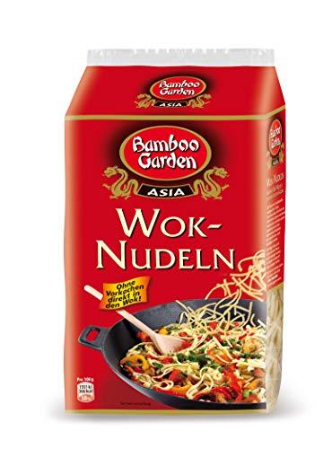 Bamboo Garden Wok Nudeln, 1er Pack (1 x 250 g)