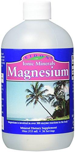 Eidon Ionic Minerals Magnesium, 18 Ounce
