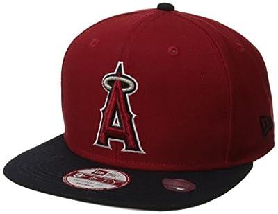 MLB mens MARK BACKER 9FIFTY SNAPBACK CAP