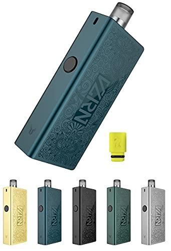 正規品 VALYRIAN SE POD KIT ヴェポライザー ドリップチップ1個付き スターターセット VAPE 1250mAh Type-C (Deep Teal)