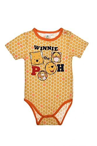 Winnie l'ourson Body 100% Coton