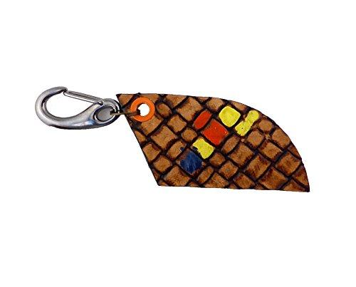 Minardi Italian Handmade - Estuche de Llaves Mosaico