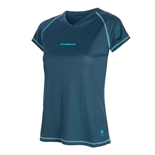 TRANGOWORLD Musia Camiseta Mujer