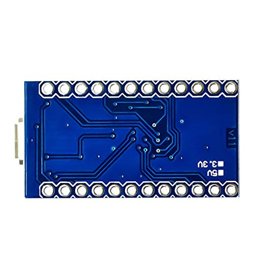 Wuqiong Pro Micro 5v 16M Mini Leonardo ATMEGA32U4 Modul Controller Board Ersatz für Nano