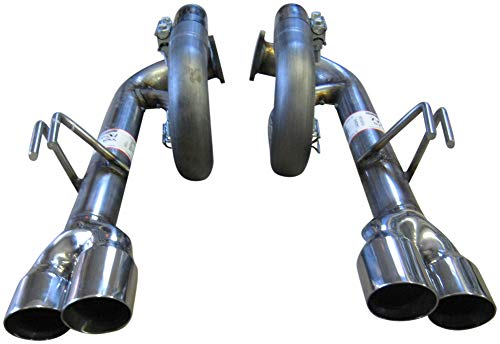 """994188SL 2008-2009 2.5"""" Axle Back Dual Exhaust system Compatible with Pontiac G8 GT & GXP"""