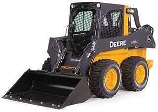 John Deere 1:16 Scale 318E Skid Steer Toy