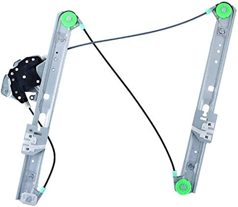 New Window Regulator Front Drivers Left LH Dedication Max 79% OFF Replacement For Side